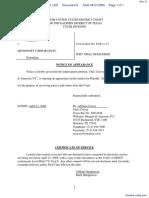 Aloft Media LLC v. Microsoft Corporation - Document No. 8