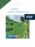 Khalil Gibran - Prorok i Prorokov Vrt