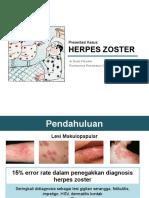 Case Presentation Herpes Zoster.ppt