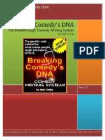 Breaking Comedys Dna (v.1.2)