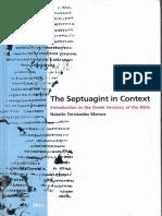 [N. Fernandez Marcos] The Septuagint in Context (libro).pdf