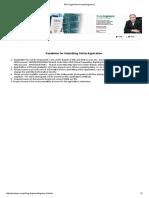 PEC Registration Portal (Engineers)