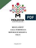 Regulament Gala Turismului 2017