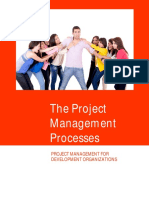 The Project Managment Processes