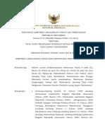 P.51 Thn 2016 Ttg Tata Cara Pelepasan Kawasan Hutan Produksi Yang Dapat Di Konversi