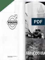 Med Volvo I Europa 1970
