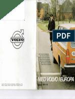 Med Volvo I Europa 1974