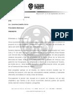 Carta Municipio Veracruz