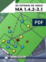El Futbol y Los Sistemas de Juego