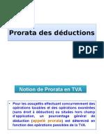 Remboursement Et Prorata (1)