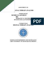 Report 1 (DTA)