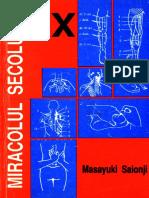 Yumeiho Masayuki Saionji Miracolul Secolului XX