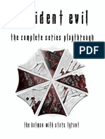 Resident Evil - The Complete Series Playthrough