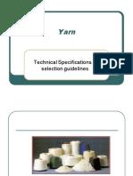 Yarn-quality