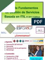 Curso 16 Horas ITIL
