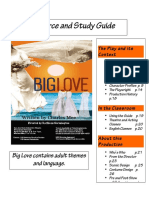 Big Love - Study Guide