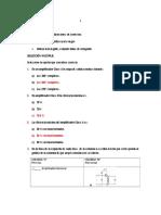 Formulario de Electronica