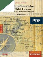 De Cristobal Colon a Fidel Castro Vol i