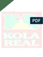 Monografia Kola Real