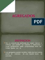 Clase Agregados1