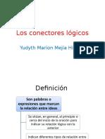 Los Conectores Lógicos1