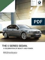 2012 BMW 5 series brochure.pdf