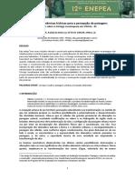 ARTIGO ENEPEA - O Valor Das Dinâmicas Hídricas Para a Percepção Da Paisagem - REV01