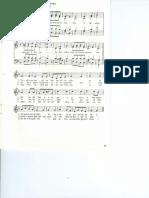 o Senhor Vem Ao Nosso Encontro Partitura Cantate Domino