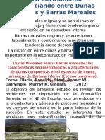 Tidal Enviroments_Diferenciando Entre Barras Mareales y Dunas Mareales_Christian Romero_ 2016