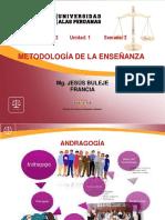 Tema 2 Andragogía