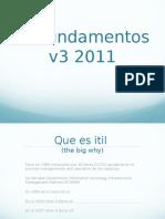 ITIL Fundmentos