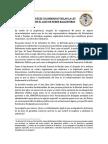 JUECES COLOMBIANOS VIOLAN LA LEY EN EL CASO DE HUBER BALLESTEROS