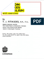 Common Mistakes in English by Fitikidies-F