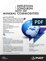 Conferencia_mineral Depletion and the Long-run Availability of Mineral