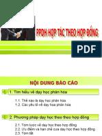 1.Dạy Học Theo Hợp Đồng