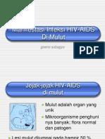 ABI Manifestasi Oral HIV-AIDS