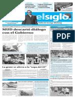 Edición Impresa El Siglo 26-12-2016