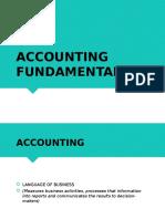 Fundamentals of Accounting Review (3)