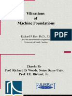 Vibrations Machine Foundations Rev 2