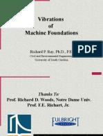 Vibrations Machine Foundations Rev 2