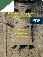 L'Algérie Aux Temps Des Royaumes Numides - PDF – 165 Pages