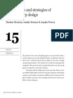 Philosophies and Strategies of Pervasive Larp Design