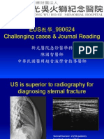 990624_Challenging Cases & Journal Reading