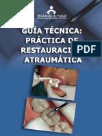 Guia Técnica Practica de Restauración Atraumática
