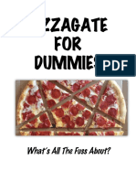 Pizzagate For Dummies - Ebook About Satanic Cults & Pedophilia Linked To USA Politicians