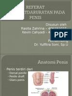 Referat Kegawatdaruratan Pada Penis