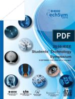 IEEE TechSym 2016 - Abstract Proceedings