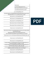 Base de Datos Precios y Especificaciones