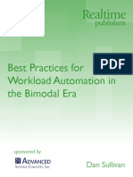 Best Practices for Workload Automation eBook