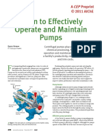 Learn to Effectively Operate and Maintain Pumps. CEP, Dec-2011.pdf